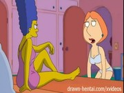 Lesbian Hentai - Lois Griffin and Marge S ...