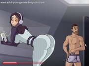 Adult flash hentai game guy fucks girls a ...